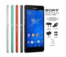 Sony Xperia Z3 Compact D5803 16 GB Unlocked Android Smartphone