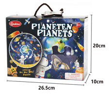 School Planets Puzzle Jigsaw Baby Kids EarlyLearning Education Toy Gift Birthday