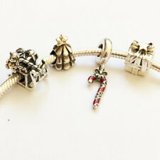 GENUINE PANDORA Moments Bracelet and Xmas Charms 590702HV **FREE DELIVERY**