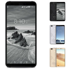 "Blackview Smartphone S6 5,7 "" Quad-Core 4-Band Impronte Digitali 4G Nuovo"