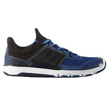 buy online 61308 03b25 Adidas Mens Adipure 360.3 M Clima Training Black Blue Lace Up Running  Trainers