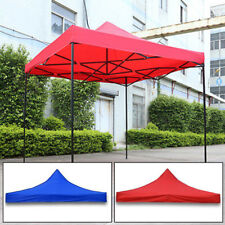 3X3m Taglia Grande Impermeabile Pop Up Giardino Tenda Gazebo Tettoia Tendone