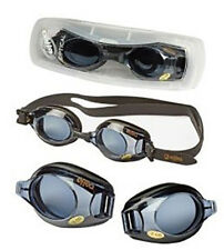 EFFEA optical black googles occhialini ottici nuoto piscina neri cod. 2623