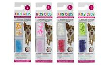 Pets Kitty Caps Nail Caps for Cats, 40 Ct.