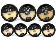 MAYBELLINE FIT ME MATTE + PORELESS PRESSED POWDER *CHOOSE YOUR SHADE*