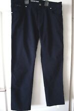 HACKETT LONDON MEN'S Trousers Jeans Luxury 38 Blue - NEW IN BAG WITHOUT TAGS