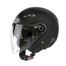 AIROH Jet-Helm City One schwarz-matt