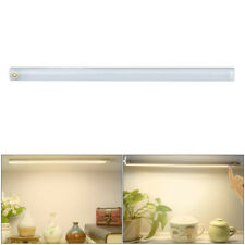 USB Powered LED Light Tube Strip Bar Touch Dimmable Desktop Lamp Warm/Cool White