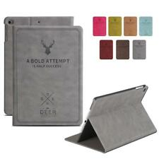Slim Flip PU Leather Case Stand Cover Shockproof Protector For Apple iPad 2 3 4