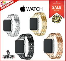 For Apple Watch Series 3/2/1 Milanese Stainless Steel Watch Band Strap 38mm&42mm