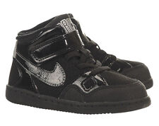 82a70d124f Nike Son of force Mid TD Boys Infant / Toddler Black Shoes 615162-007