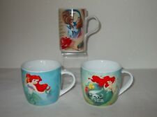 DISNEY PRINCESS MUGS THE LITTLE MERMAID OR BEAUTY AND BEAST (BELLE) OPTION