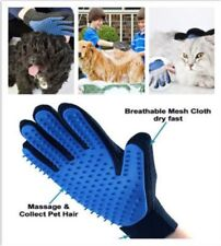 Pet Cleaning Brush Grooming Glove Dog Cat Massage Hair Removal Groomer Tool