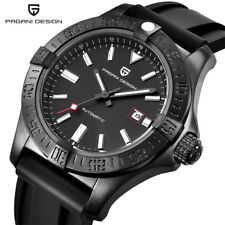 PAGANI DESIGN Mens Mechanical Watches Automatic Military Sport Date Wrist Watch
