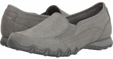 Skechers Donna Bikers-Confidence Grigio 49473 / Gry Air Cooled Memory Foam
