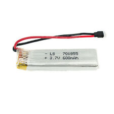BATERÍA LiPo 3.7V 600mAh 25C DRONE UDI U817 U817A U817C U818A JJRC H37 51005 RC