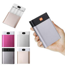 5V Dual USB 4X 18650 Power Bank Case Kit Battery Charger Box For Cell Phones