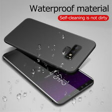 Ultra Slim Matte Soft Silicone Back Phone Case Cover For Samsung Galaxy Phones