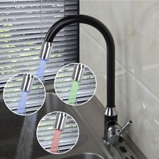 Kitchen Tap - Modern Chrome Swivel Spout & Pull Out Sink Mixer Faucet Taps