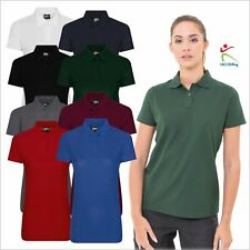 Pro Rtx New Women's Polo Polyester Ladies Short Sleeve Modern Fit Polo shirt Top