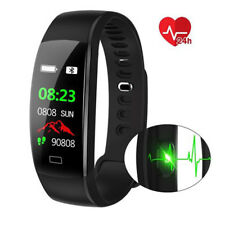 Smart Watches Heart Rate for Android Sport Bluetooth Fitness Tracker Pedometer