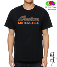 T-SHIRT CAMISETA VALUEWEIGHT  INDIAN MOTORCYCLE N11  FRUIT OF THE LOOM.