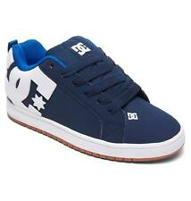 DC Shoes Court Graffik blau Navy Royal Schuhe Low-Cut Sneaker Skateschuhe