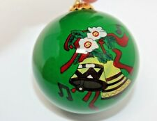 Beautiful Hand Painted Christmas Bauble Traditional Tree Decoration Many Designs