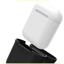 Wireless Bluetooth Headset Ear Airpods Cover Creative Charging Storage Box Apple