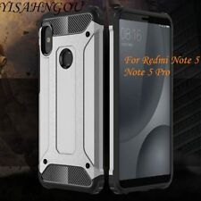 Ultra Slim Hybrid Armor Plastic Silicon Shockproof Phone Case For Xiaomi Redmi