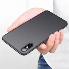 Ultra Thin Matte Hard PC Plastic Anti Skid Phone Case Cover For iPhone XR XS MAX