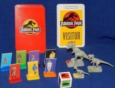 JURASSIC PARK BOARD GAME SPARES  / REPLACEMENT PIECES -  Please choose:-