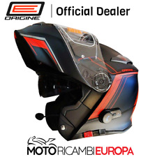 CASCO MODULARE CON INTERFONO BLUETOOTH V271 ORIGINE DELTA MOTION LIME MOTO