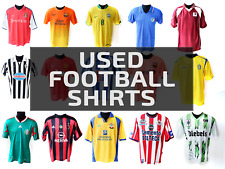 Used Football Shirt Jersey National Teams and Football Clubs BIG CHOICE