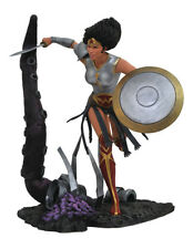 PREORDINE!! DC GALLERY METAL WONDER WOMAN FIGURE DC DIRECT (63162)