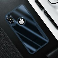 Ultra Slim Crystal Clear Soft Phone Back Case Cover For iPhone XS MAX XR X 8 7 6