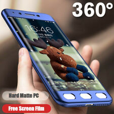 Luxury 360 Full Phone Case Cover For Samsung S6 S7 S8 S9 A3 A5 A7 J3 J7 J5 S9+