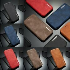 High Quality Luxury Leather Ultra Slim Flip Wallet Phone Case Cover For iPhone
