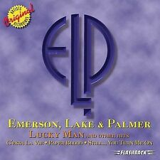 Emerson, Lake & Palmer New Sealed Cassette Lucky Man and Other Hits