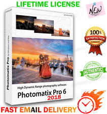 HDR PHOTOMATIX PRO 6 WINDOWS / MAC, EDIT PHOTO 🔑 LIFETIME LICENSE 🔑 DOWNLOAD📩