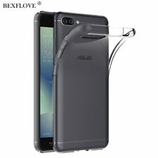 Ultra Slim Crystal Clear Phone Case For Asus Zenfone Max Pro M1 ZB601KL ZB570TL