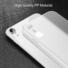 Luxury Ultra Slim Hard PC Plastic Phone Case Cover For iPhone XS MAX XR X 8 7 6