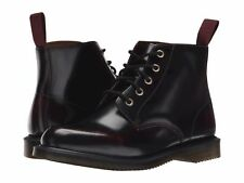 Dr Martens Emmeline Leather Womens Boots Cherry Red Arcadia Various Sizes