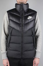 Nike Sportswear Mens Windrunner Down Fill Gilet Vest Black 928859-010