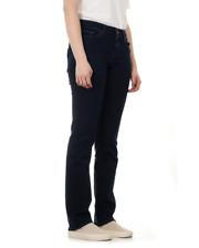 Levi's Ladies 714 Straight Fit Jeans - Lone Wolf