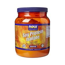 NOW Foods Soy Protein Isolate Non-GMO 544g