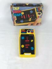 Tomy Trip Over Traps - Electronic Handheld Tabletop Game - VERY RARE - 1980s
