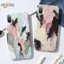 Luxury Luminous 3D Relief Dye Slim Phone Case Cover For iPhone XS XR MAX X 8 7 6