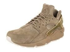 NIKE Men s Air Huarache Run PRM Running Shoe, Khaki Mtlc Gold Coin Sail 5a9f86d75b