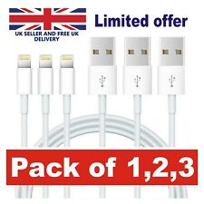 iPhone iPad Speedy USB data cable charger lead data sync made for Apple IOS